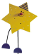 HA-7531 Night light - Smiling Star  HA-7531